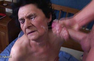 A mãe gorda pornô samba grátis brinca com Mamas saltitantes e vibrador